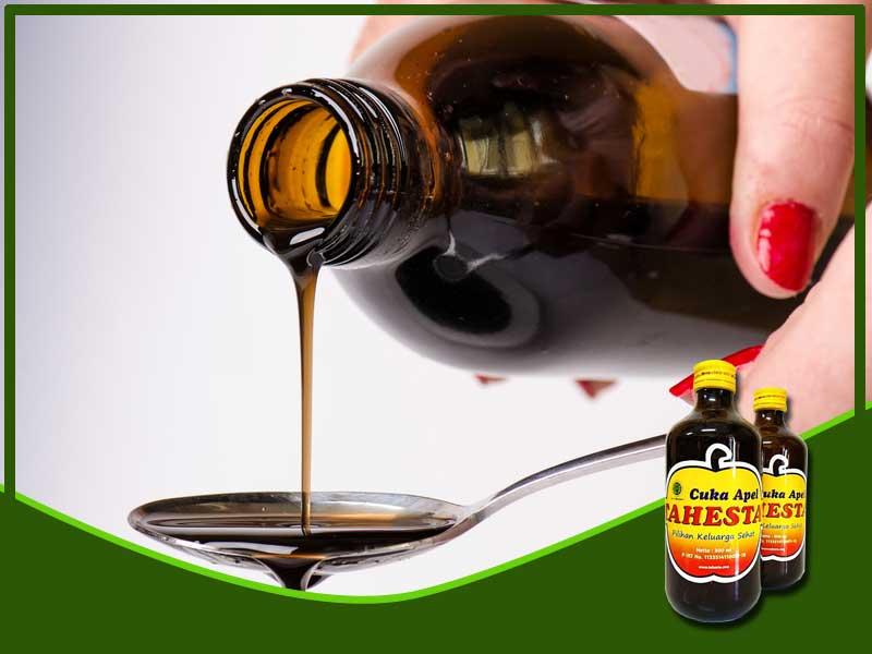 Jual Obat Kolesterol Cuka Apel Tahesta di Raha