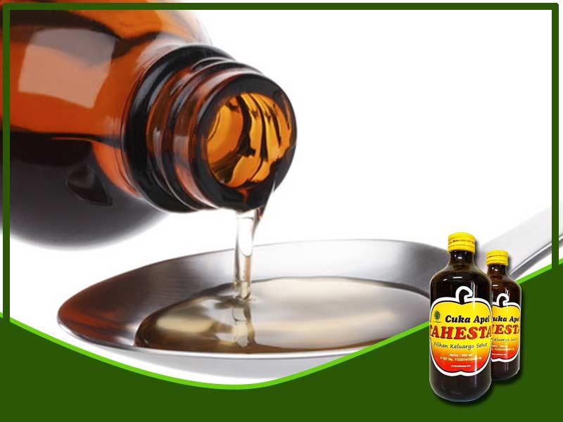 Jual Obat Hipertensi Cuka Apel Tahesta di Banggai