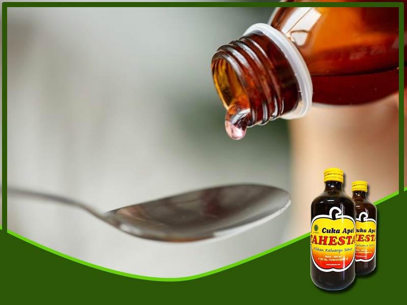 Jual Obat Asam Urat Cuka Apel Tahesta di Banyuwangi