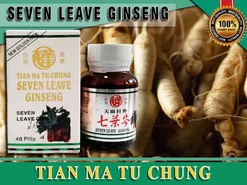 Bahaya Obat Cina Seven Leave Ginseng Kadaluarsa