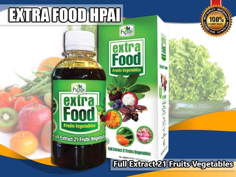 Testimoni Khasiat Madu Extra Food HPAI