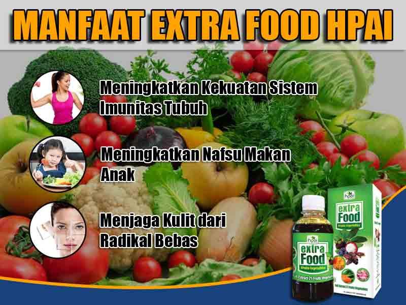 Jual Obat Diabetes Extra Food HPAI di Ilaga