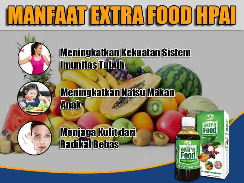 Pantangan Extra Food Untuk Ibu Menyusui