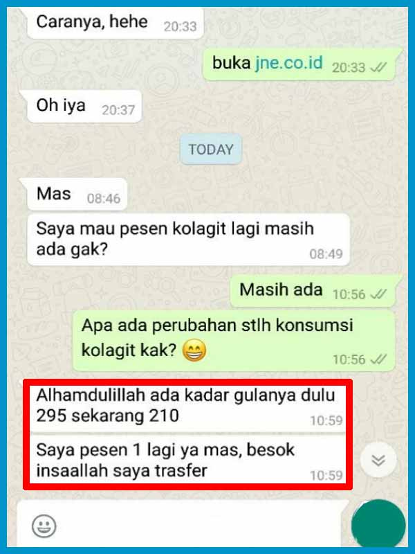 Toko Obat Diabetes Kolagit di Bandung Barat