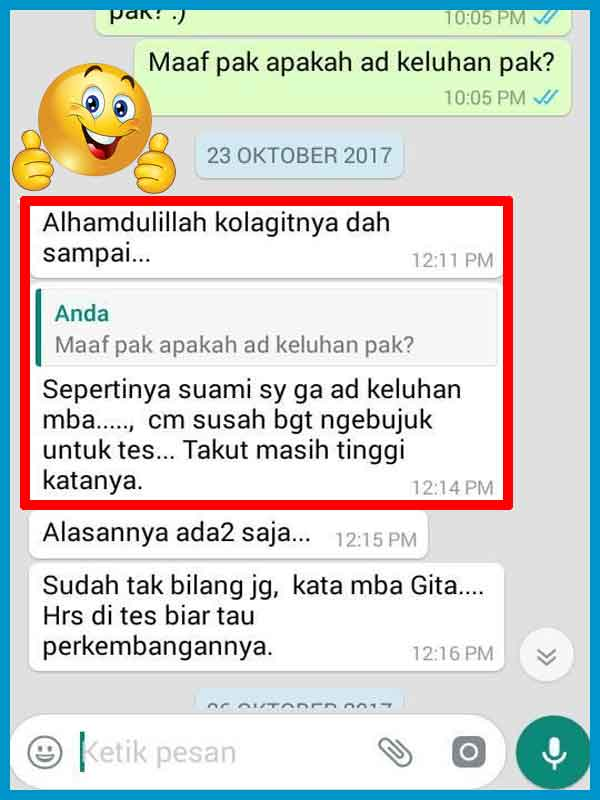 Review Jamu Herbal Kolagit Menyembuhkan Diabetes