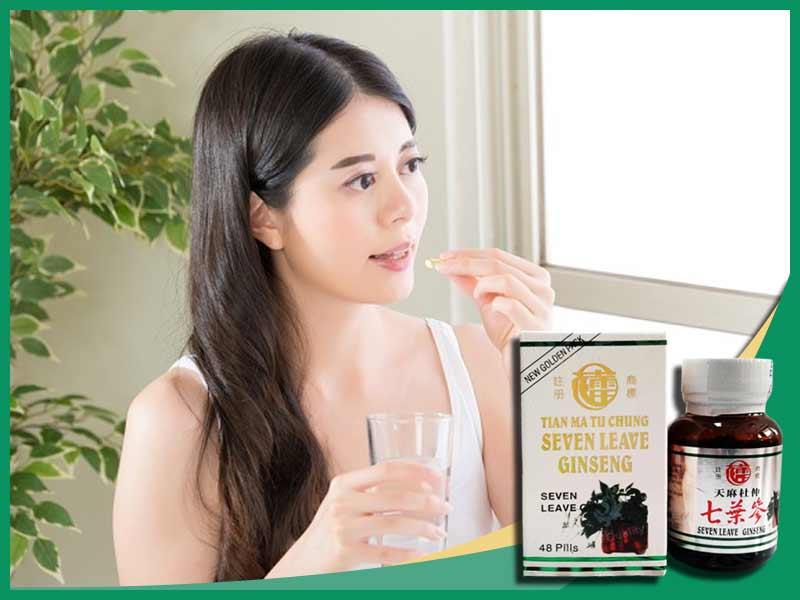 Manfaat Seven Leave Ginseng Untuk Kesehatan